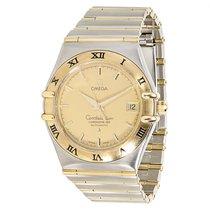Omega Constellation 1202.10 Men's Watch in 18k Gold &...
