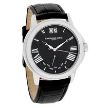 Raymond Weil Tradition Retrograde Mens Watch 9576-STC-00200