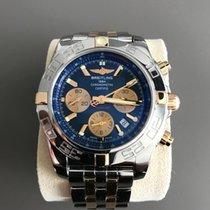 Breitling Chronomat Stahl/Roségold