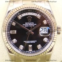 rolex day date ref 118239 blau index zb pr sidentband for price on request for sale from a. Black Bedroom Furniture Sets. Home Design Ideas