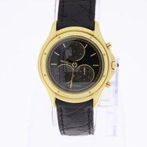 Cartier Cougar Chronograph 18K Gold