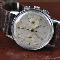 Omega vintage chronograph two register