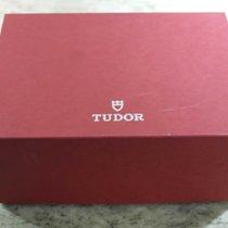 Tudor vintage watch box black big size