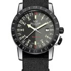 Glycine AIRMAN BASE 22 BI-COLOR PURIST - 100 % NEW  - FREE...
