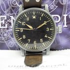 Stowa B-Uhr II WW Weltkrieg 1940 Fliegeruhr Pilots watch...