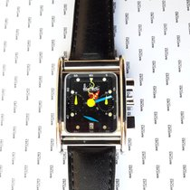 Alain Silberstein Bolido Krono A gentlemen's watch  -...