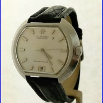 Hamilton Fontainebleau Automatic Date Cal. 64A 40mm Steel