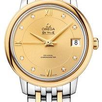 Omega De Ville Prestige Co-Axial 32.7 424.20.33.20.58.001