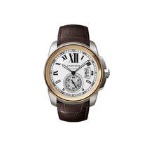 Cartier Calibre de Cartier ST/RG Silver Dial