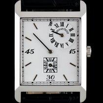 Audemars Piguet 18k W/G White Dial Museum Collection Regulateu...