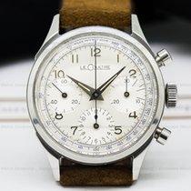 Jaeger-LeCoultre Vintage Manual Chronograph Valjoux 72 SS (25402)