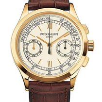 Patek Philippe Complicated Classic Chronograph 18K Yellow Gold...