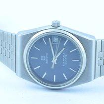 Zenith Espada Herren Uhr Quartz 39mm Stahl/stahl Rar
