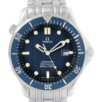 Omega Seamaster Professional James Bond Watch 2541.80.00 Box Card