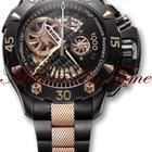 Zenith DEFY EXTREME OPEN CHRONOGRAPH - ROSE GOLD AND BLACK...