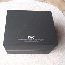 IWC Schwarze Uhrenbox