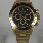 Rolex DAYTONA ZENITH YELLOW GOLD SERIAL U138XXX