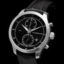 Lindburgh + Benson Chronograph No.01  New 2015