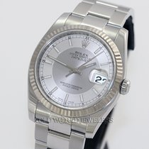 Rolex Datejust 116234 Steel Two Tone Dial