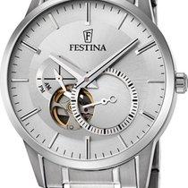 Festina Automatik F6845/1 Herrenarmbanduhr Design Highlight