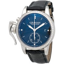 Graham Chronofighter 1695 Chronograph Unisex Watch – 2CXNS.B03A