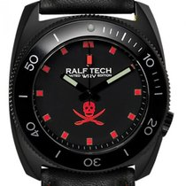 "Ralf Tech WRV ""S"" Hybrid Black ""Red Pirates"""