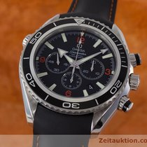 Omega Seamaster Planet Ocean Chronograph Co-axial Automatik Stahl
