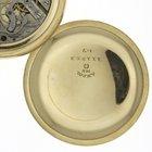 Chronoswiss Swiss Agassiz 14k Chronograph Pocket Watch Solid...