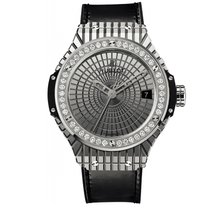 Hublot Big Bang Steel Caviar Diamonds 41mm