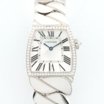 Cartier White Gold La Dona Diamond Ref. WE601005