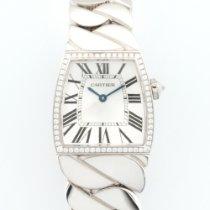 Cartier White Gold La Dona Diamond Ref. WE601005