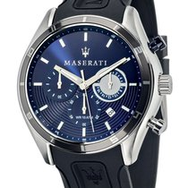 Maserati R8871624003 - SORPASSO - CHRONOGRAPH - MAN - 46X48 mm