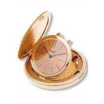 Piaget Men's Coin Pocket Watch