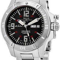 Ball Engineer Spacemaster Captain Poindexter DM2036A-S5CA-BK