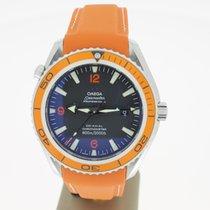 Omega Seamaster PlanetOcean Orange 42mm (B&P2015) MINT