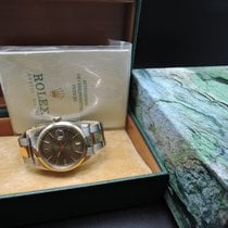 Rolex Oyster Perpetual Datejust 1600 2-tone Stainless Steel /...