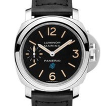 Panerai Luminor Marina Black Dial 44mm Stainless Steel PAM00631