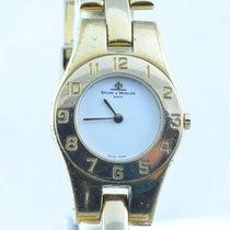 Baume & Mercier Linea Damen Uhr Stahl 25mm  Quartz...