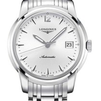 Longines The Saint-Imier 38mm L2.763.4.72.6 Stainless Steel...