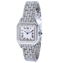 Cartier Panthere W25033P5 Ladies Watch in Stainless Steel