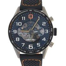 TAG Heuer Full Set Carrera McLaren Titanium Chronograph...