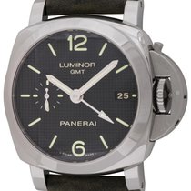 Panerai - Luminor 1950 42 GMT : PAM 535