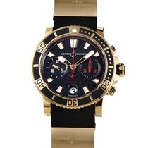 Ulysse Nardin Maxi Marine Diver Chronograph 42.7mm 8006-102-3A...