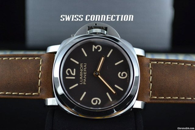 Panerai Luminor Base Boutique SE PAM390 Special Number
