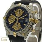 Breitling Chronomat Stahl-Goldreiter