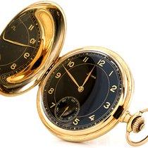 Stowa Savonette - Taschenuhr - 585/14K Gelbgold - Handaufzug