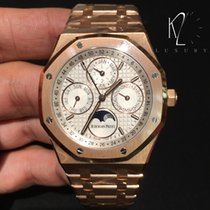 Audemars Piguet Royal Oak Perpetual Calendar Rose Gold 26574OR