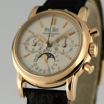 Patek Philippe Rose Gold Perp/Cal Chronograph 2nd Series Large...