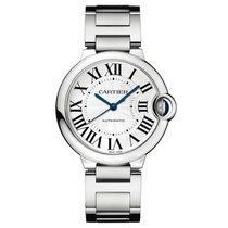 Cartier Ballon Bleu 36mm Stainless Steel Watch
