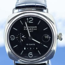 Panerai 235 Radiomir 10 Day GMT White Gold